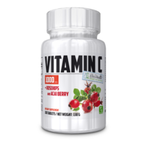 BioHealth - Vitamin C 1000 + Rose Hips - 100 tabletta