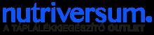 Nutriversum Webáruház