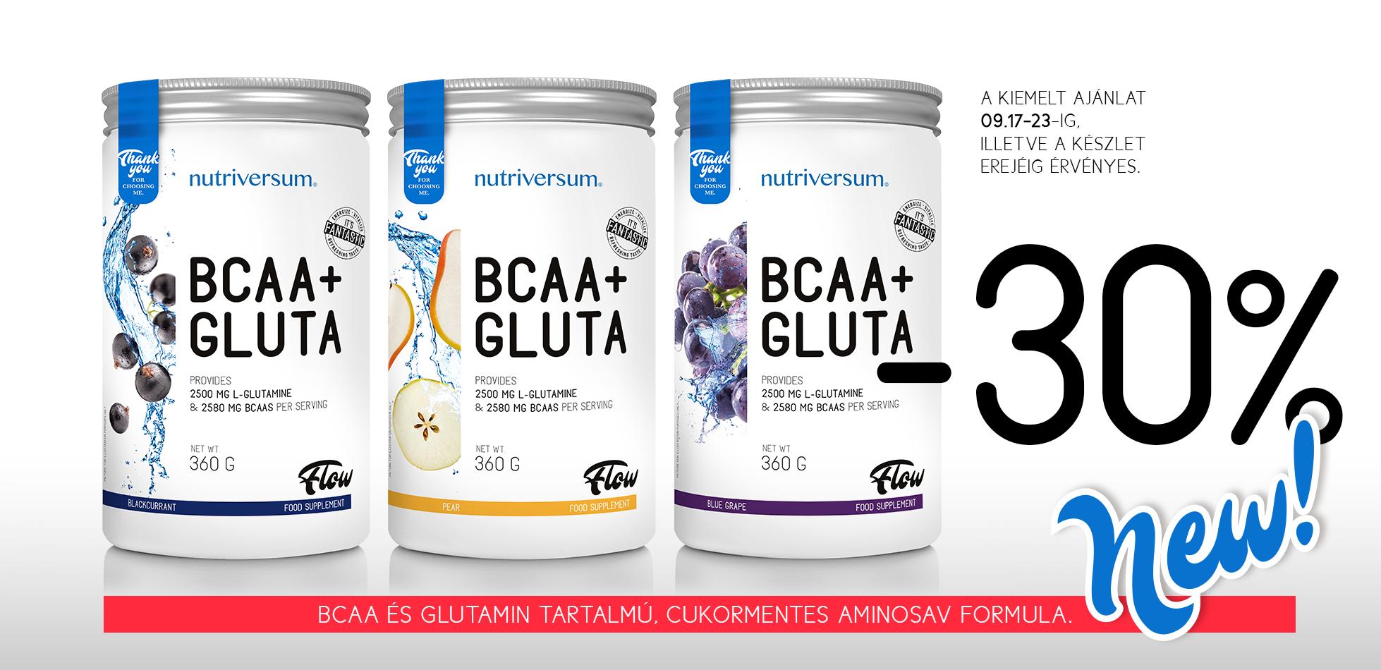 BCAA Gluta