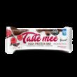Kép 1/2 - Taste Mee Protein Bar - 60 g (csoki bevonatos) - DESSERT - Nutriversum - csokoládé-málna