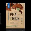 Kép 1/4 - Pea & Rice Vegan Protein - 30 g - VEGAN - Nutriversum - csokoládé