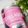 Kép 3/4 - Collagen Heaven - 300 g - WSHAPE - Nutriversum - Rózsa-limonádé