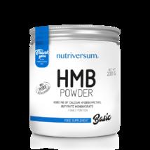Nutriversum - BASIC - HMB Powder - 200 g