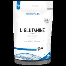 100% L-Glutamine - 500g - BASIC - Nutriversum