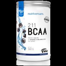 2:1:1 BCAA - 360 g - FLOW - Nutriversum - feketeribizli
