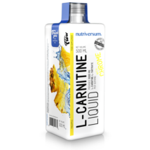 L-Carnitine 3 000 mg - 500 ml - FLOW - Nutriversum