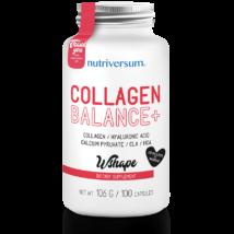 Collagen Balance+ - 100 kapszula - WSHAPE - Nutriversum