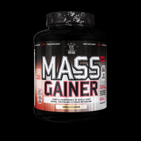 5Stars - Mass Gainer - 5 000 g