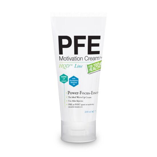 RTG - PFE Motivation Creme - 200 ml