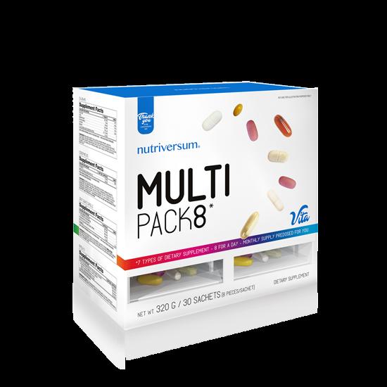 Nutriversum - VITA - Multi Pack 8 - 30 pak