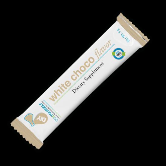 DIY - Ízstick - Fehércsokoládé - 5 g