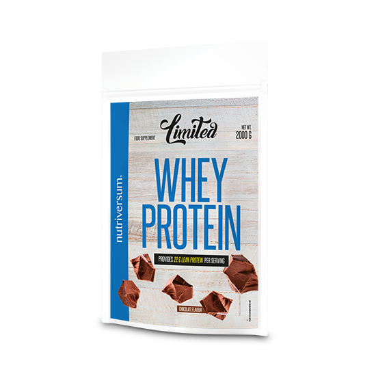Limited - Whey Protein  - 2000 g