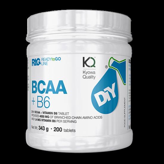 RTG - BCAA+B6 - 200 tabletta
