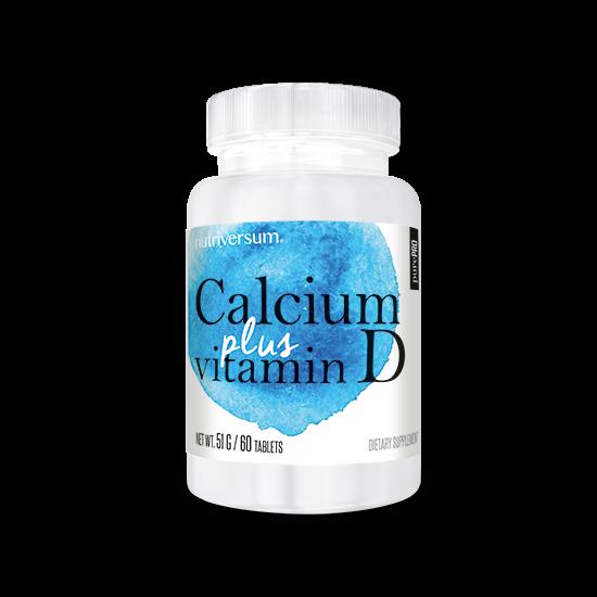 PurePro - Calcium + D Vitamin - 60 tabletta