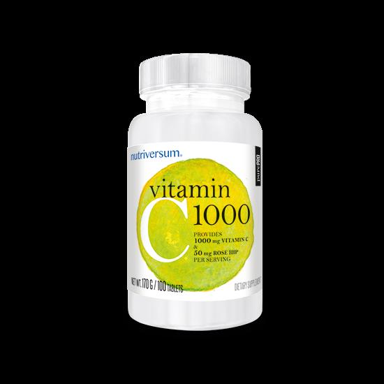 PurePro - Vitamin C 1000 - 100 tabletta