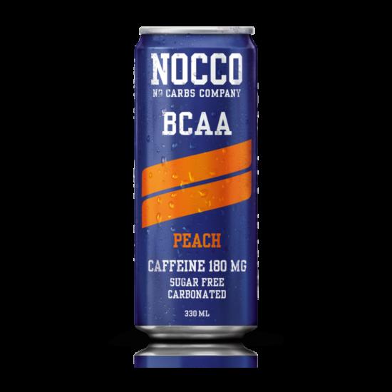 NOCCO BCAA ital - 0,33l szénsavas