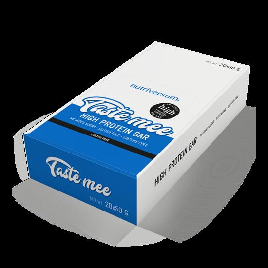 Taste Mee Protein Bar - 20x50 g - DESSERT - Nutriversum