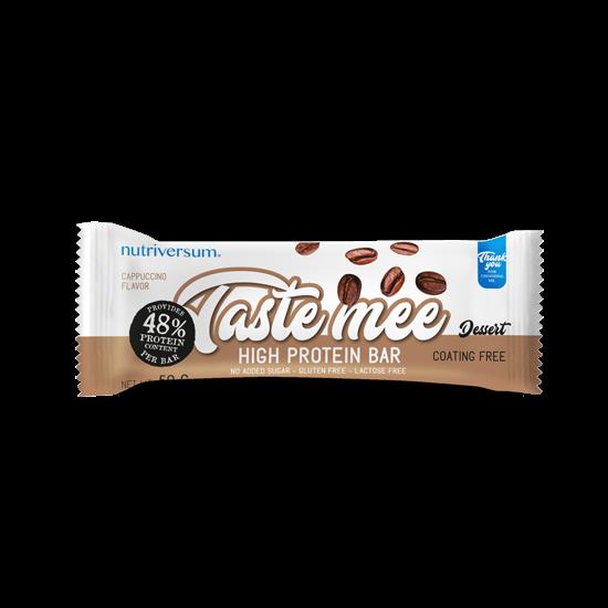 Taste Mee Protein Bar - 50 g - DESSERT - Nutriversum - cappuccino