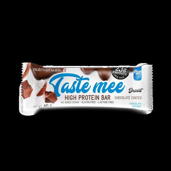 Nutriversum - DESSERT - Taste Mee Protein Bar - 60 g (csoki bevonatos)