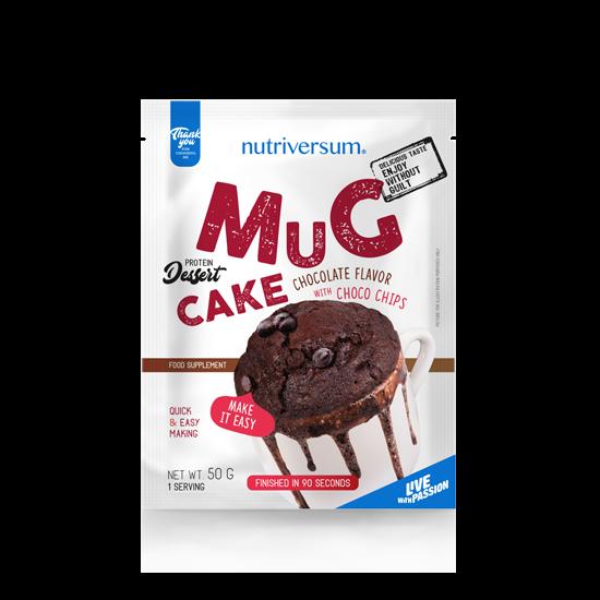 Mug Cake - 50 g - DESSERT - Nutriversum