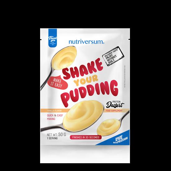 Nutriversum - DESSERT - Shake Your Pudding - 50 g