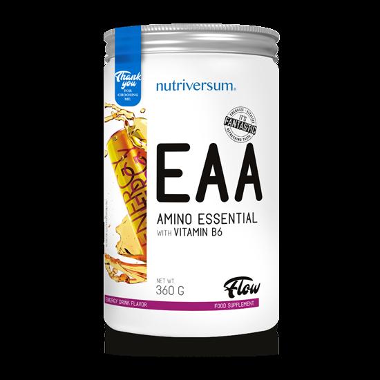 EAA - 360 g - FLOW - Nutriversum - energy drink