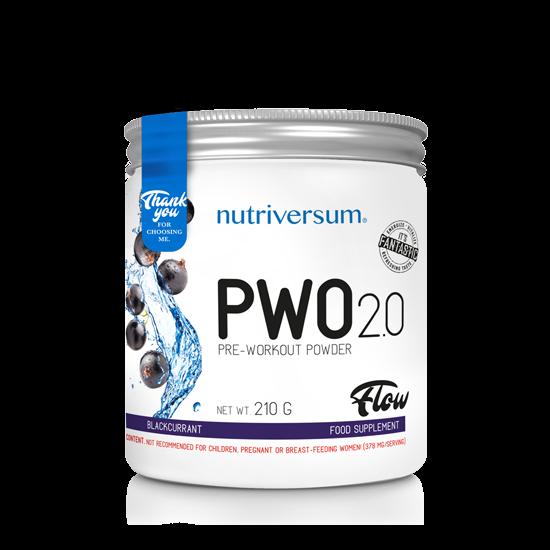 Nutriversum - FLOW - PWO 2.0 - 210g