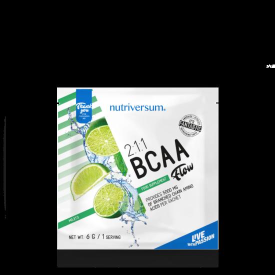 Nutriversum - FLOW - 2:1:1 BCAA - 6 g