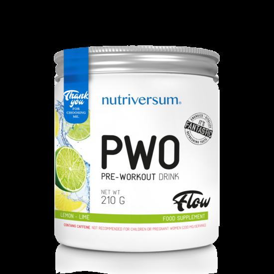 PWO - 210g - FLOW - Nutriversum