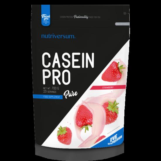 Casein Pro - 700 g - PURE - Nutriversum - eper