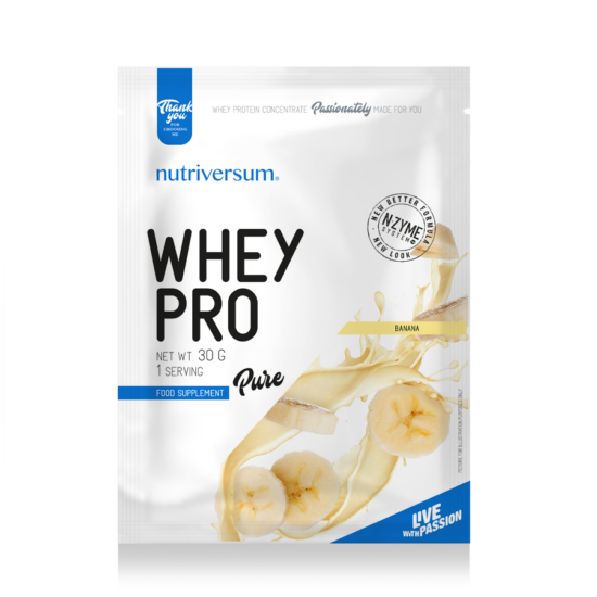Nutriversum - PURE - Whey PRO - 30 g