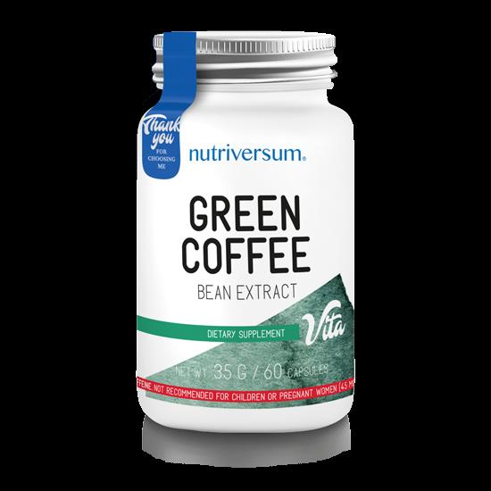 Green Coffee - 60 kapszula - VITA - Nutriversum
