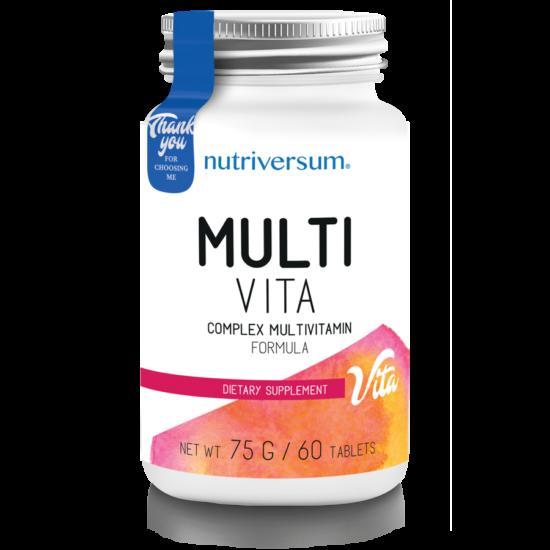 Nutriversum - VITA - Multi Vita - 60 tabletta