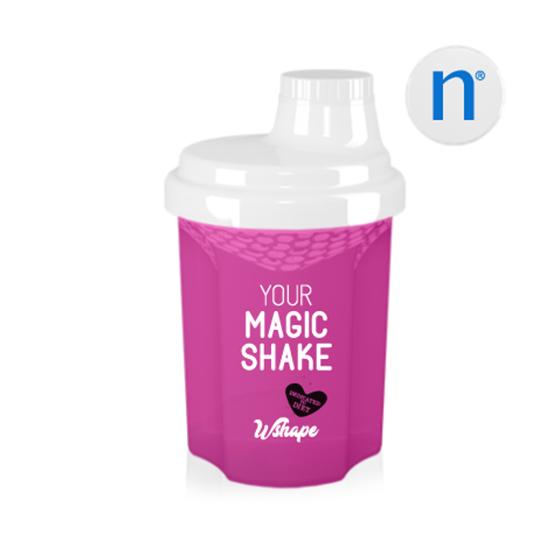 Shaker - 300 ml - WSHAPE - Nutriversum