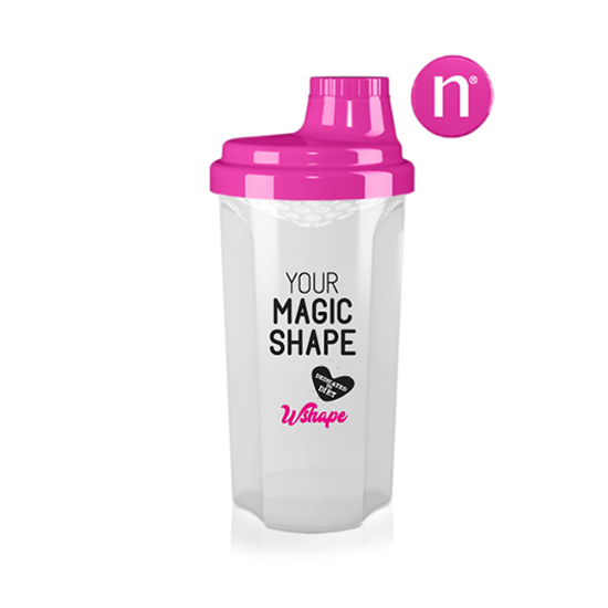 Nutriversum Wshape Shaker - 500 ml