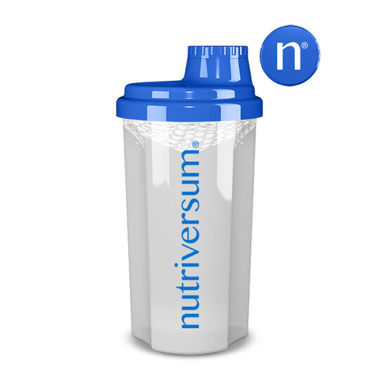Nutriversum Classic Shaker - 700 ml