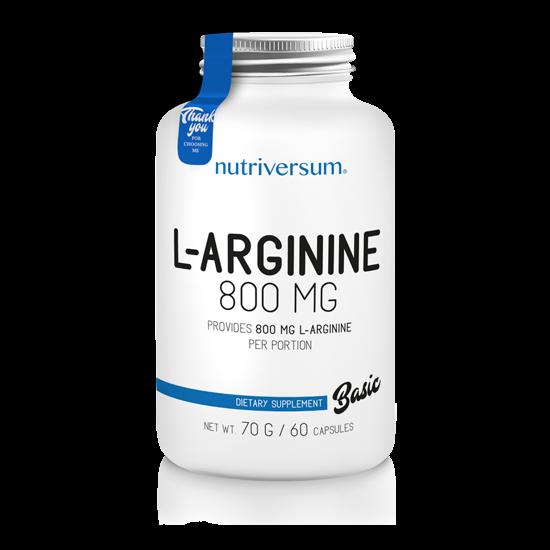 L-arginine kapszula