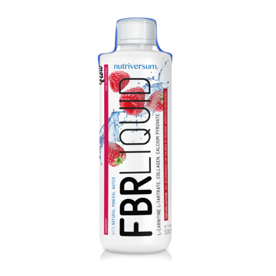 FBR liquid - 500 ml - FLOW - Nutriversum - málna