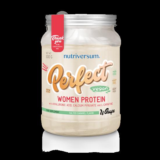 Perfect Women Protein - 500 g - WSHAPE - Nutriversum - sós karamell