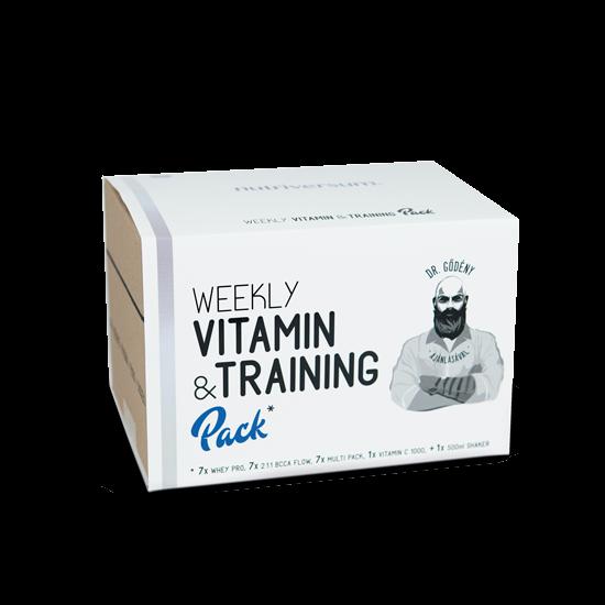 Weekly Vitamin & Training Pack - Nutriversum