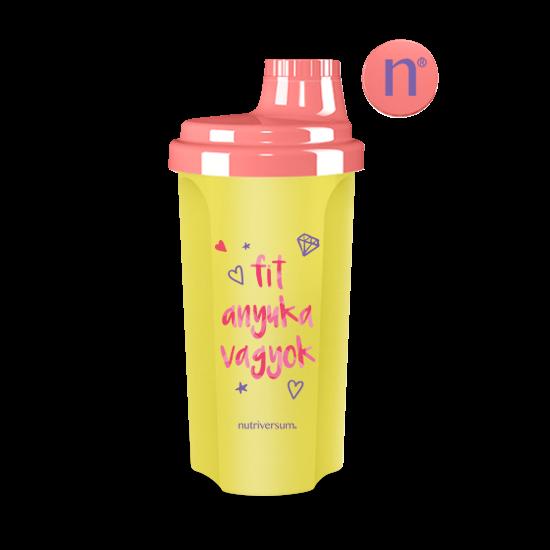 Fit anyuka vagyok Shaker - 500 ml - WSHAPE - Nutriversum