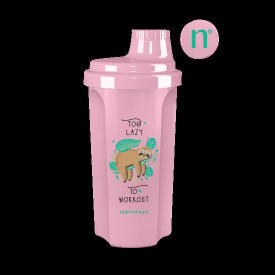 Too Lazy Shaker - 500 ml - WSHAPE - Nutriversum