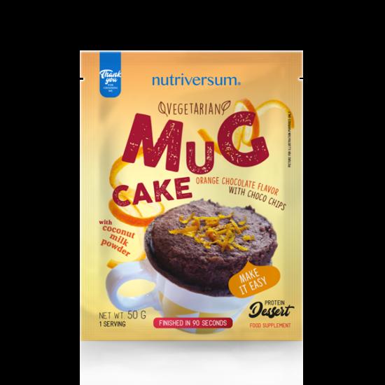 Mug Cake - 50 g - DESSERT - Nutriversum - narancsos csokoládé