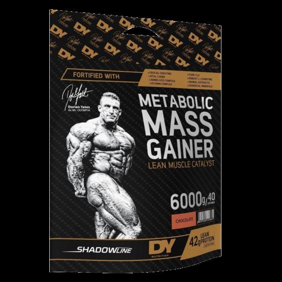 Metabolic Mass Gainer - 6000 g - Dorian Yates - csokoládé