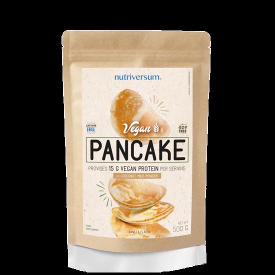 Pancake - 500 g - VEGAN - Nutriversum