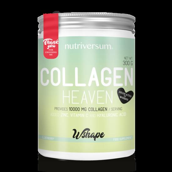 Collagen Heaven - 300 g - WSHAPE - Nutriversum - bodza