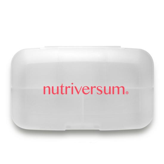 Női tablettatartó - Nutriversum