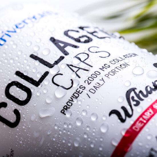 Collagen - 100 kapszula - WSHAPE - Nutriversum