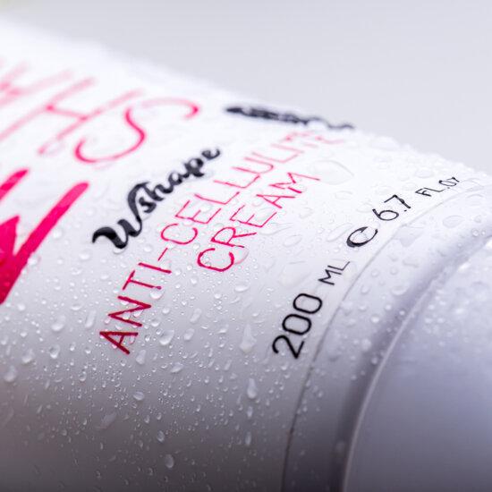 Magic Shape Cream - 200 ml - WSHAPE - Nutriversum