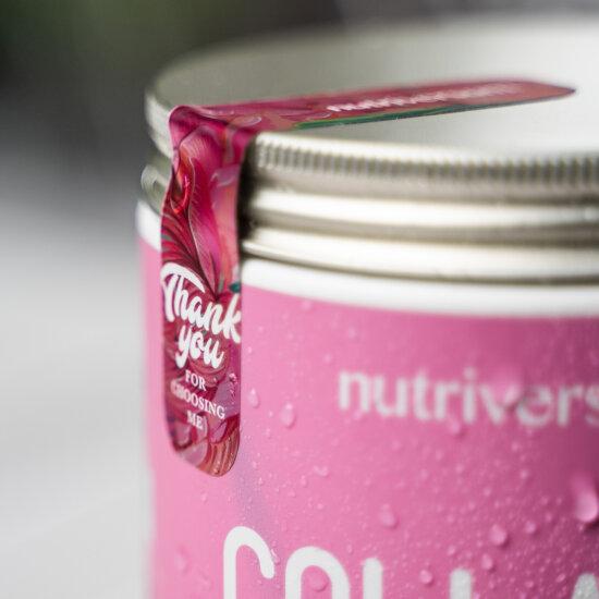 Collagen Heaven - 300 g - WSHAPE - Nutriversum - Rózsa-limonádé